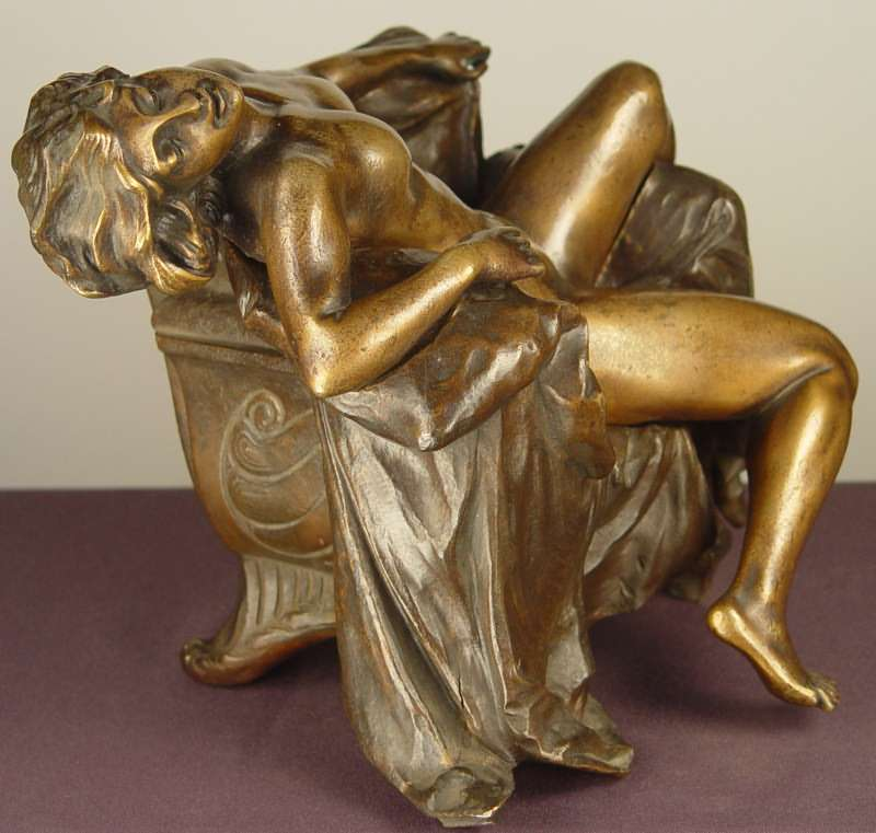Sculpture d'art érotique